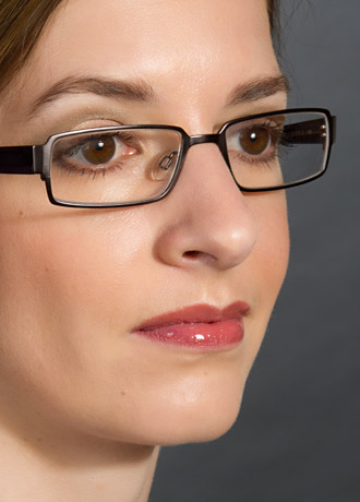Brillenschminken Gabriele Lohse