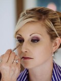Schminken am Hochzeits-make-up