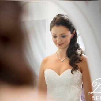 Braut Yvonne